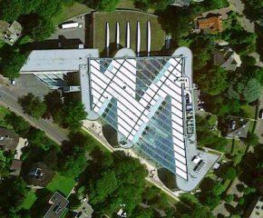 M gebouw