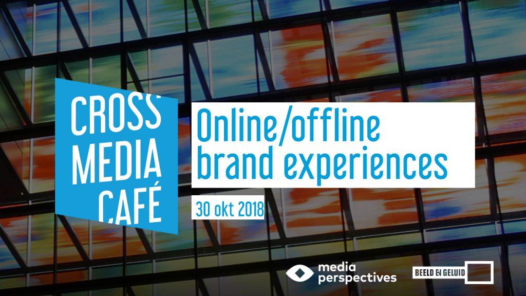 Cross Media Café 30 oktober