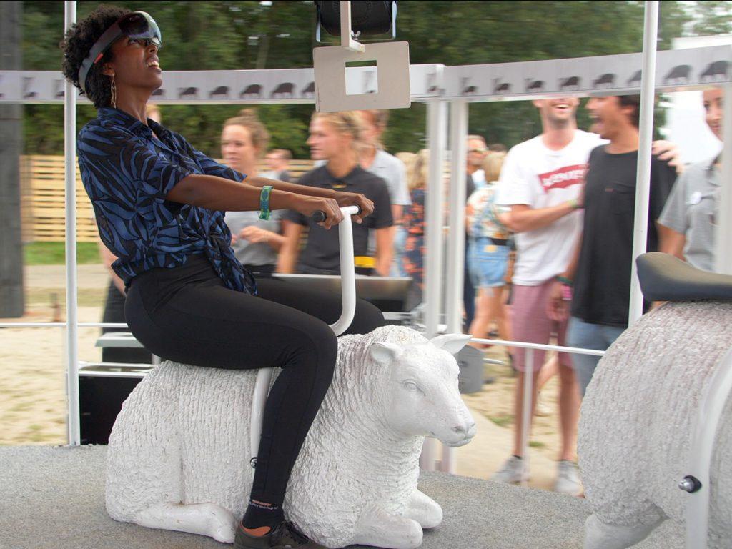 Carnaval de Moutons - De Koude Kermis