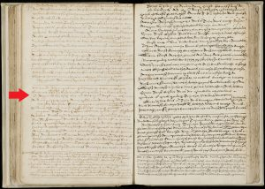 Doop van Cornelia, het tweede kind van Rembrandt en Saskia