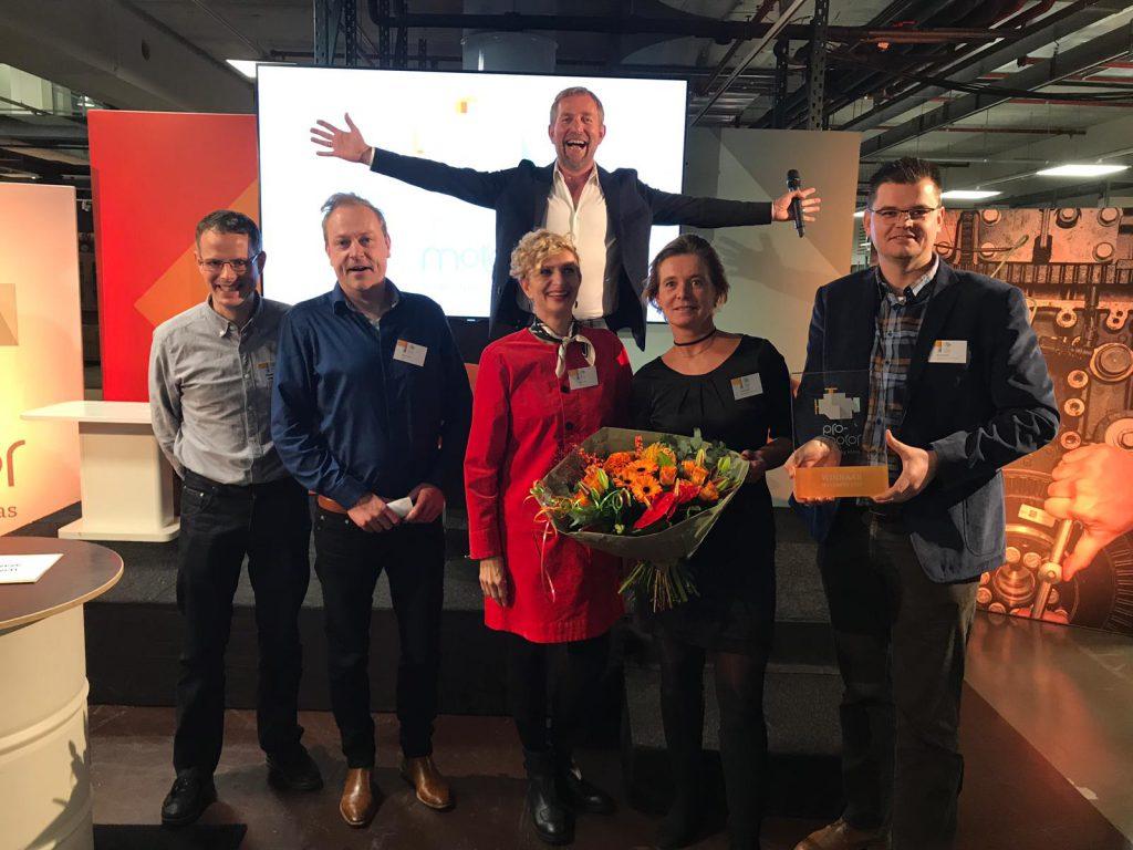 Make IT Work wint Pro-Motor Award 2018