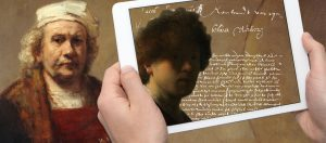 FIeldlab Virtual Worlds - Rembrandt prive