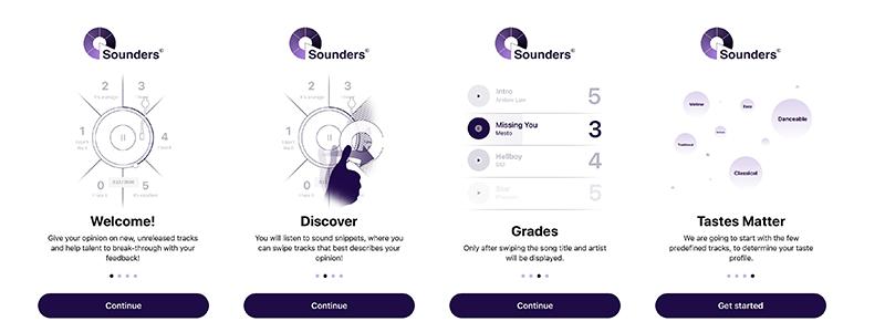Hitpotentie voorspellen met Sounders Music