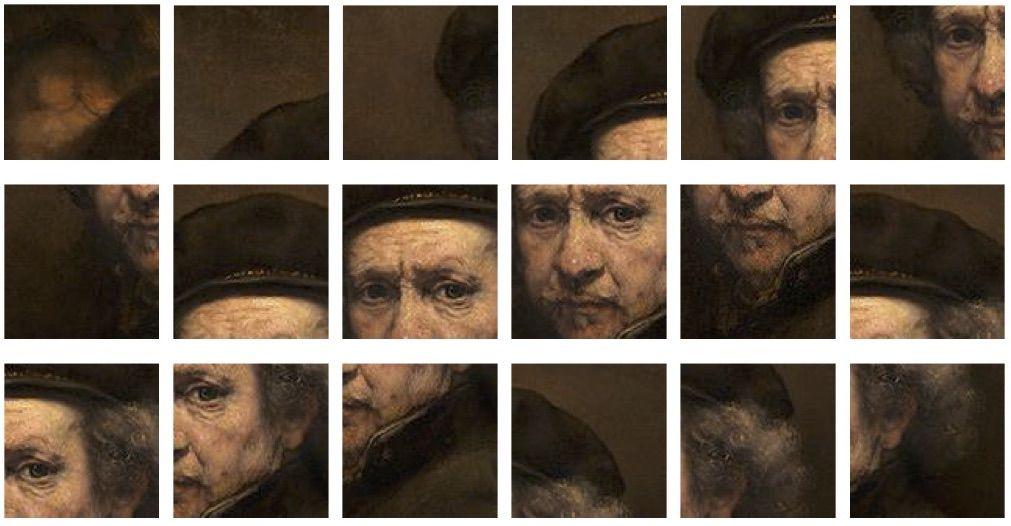 Rembrandt AI © Steven en Andrea Frank (via Artsy)