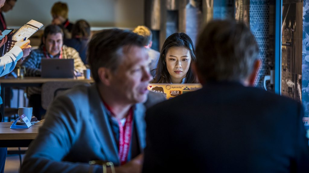 Collaboration Event in de Johan Cruijff ArenA © Lex van Lieshout