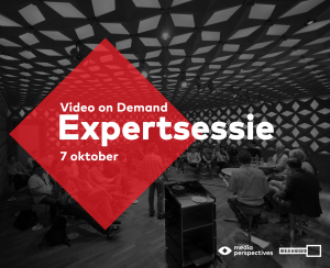 Video on demand expertsessie