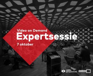 Video on demand expertsessie