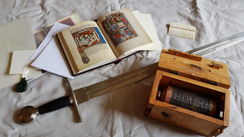 Immersive en cultureel erfgoed - Novitas Heritage