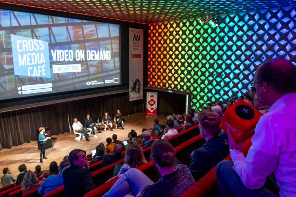 Cross Media Café Video on Demand