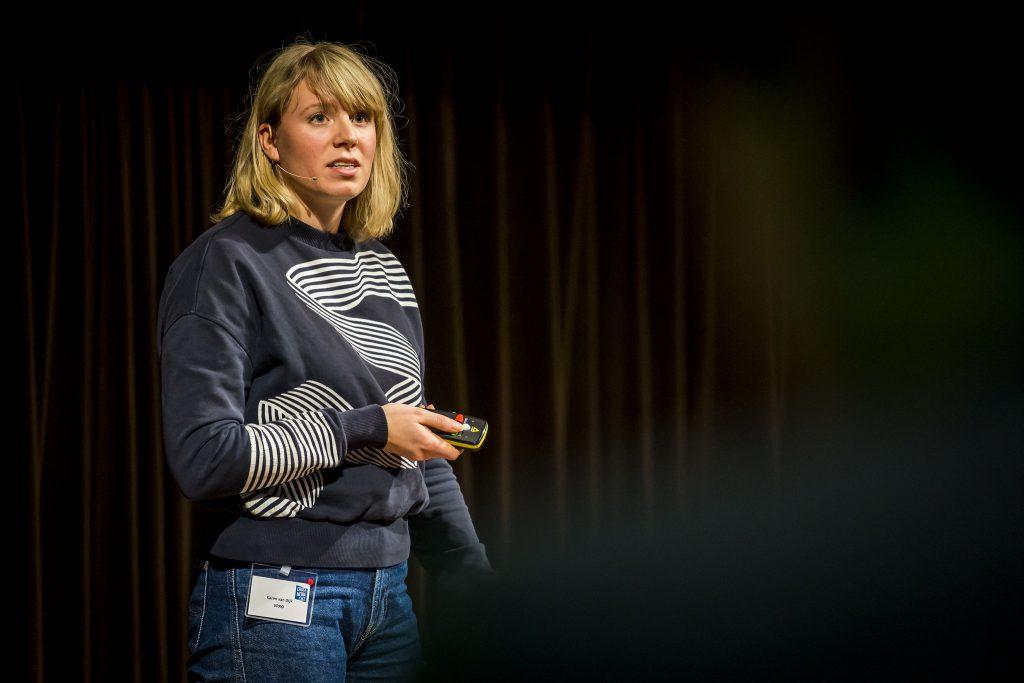 Karen van Dijk van VPRO © Lex van Lieshout