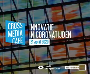Visual Cross Media Cafe - innovatie in coronatijden