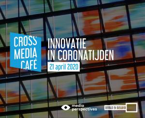 Visual Cross Media Cafe - innovatie in coronatijden